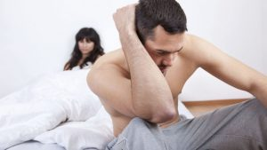Disturbo Maschile dell'Erezione: le cause