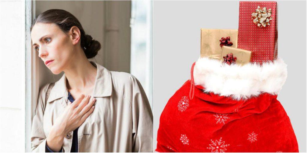 depressione natalizia o christmas blues